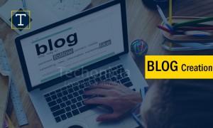 Blog Management Services