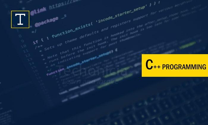 C++ Language Training Institute