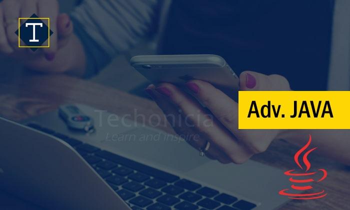 Advanced Java Training Institute
