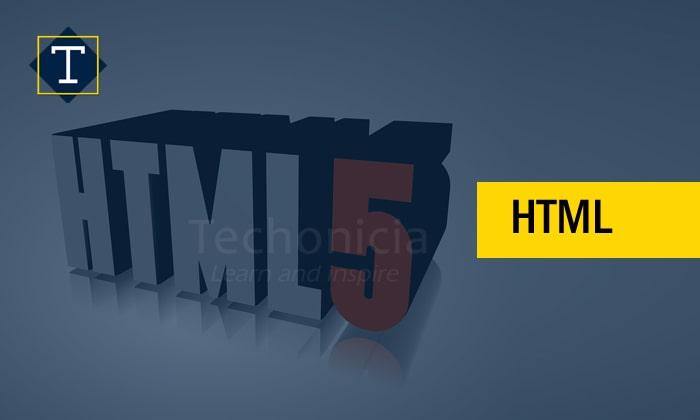HTML Online Training Program