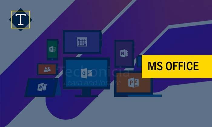 Best Online MS Office Training Institutes